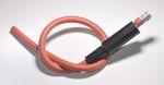 арт. 30157064 Провод высоковольтный L=390 CS-НТ 1.5 Запасные части для горелок